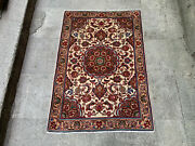 3and0393and039and039 X 4and0399and039and039 Vintage Natural Rug Village Rug Handmade Rug.skup64