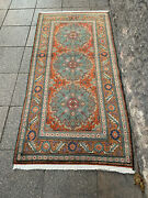 3and0393and039and039 X 6and0398and039and039 Vintage Natural Rug Village Rug Handmade Rug.skuk135