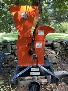 Used Dr Wood Chipper Cpr16am