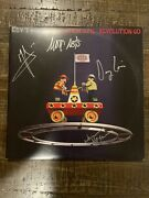 Govt Mule Autographed Vinyl Record Album Signed By 4 W/ Haynes - First Release