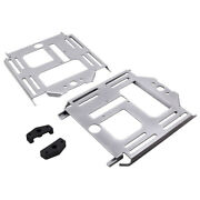 New 2pcs For Polaris Rzr Seat Bases For 570 / 900 S/xp Seats To 1000 Xp