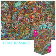 Heye Fantasy Friends Family Parties 1500 Piece Adult Decompression Puzzles New
