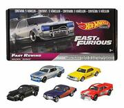 'hot Wheels The Fast And The Furious Premium Box' 'fast Rewind' 'nissan Skyline