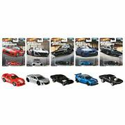 Hot Wheels Hot Wheels The Fast And The Furious Premium Assorted 'full Force' 9