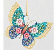 Hallmark 2021 Brilliant Butterflies Ornament Koc Exclusive Sold Out Fast Ship