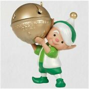 Hallmark 2021 North Pole Tree Trimmers Ornament Koc Exclusive Sold Out Fast Ship