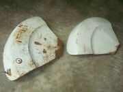 1965 Ford 4000 Tractor Fenders