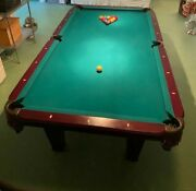 Imperial Capetown 8ft Standard Pool Table