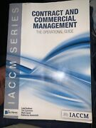 Contract And Commercial Management The Operational Guide By Iaccm Series Staff