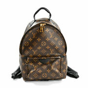 Louis Vuitton Palm Springs Backpack Pm M44871 Backpack Monogram Women