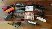 1957 Lionel Sears Freight Train Set With Engine Caboose And 7 Cars