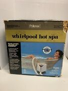 Pollenex Deluxe Whirlpool Spa Hot Tub Massager Model Wb-975 Used Tested Works