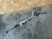 Bmw F06 F13 F10 M6 M5 Hydraulic Power Steering Rack And Pinion Assembly Oem 32k