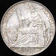 1898 A French Indochina Silver 20 Cents Coin | World Coins | Pennies2pounds