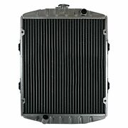 Radiator For Ch18416 New John Deere 1050 Compact Tractor Jd Ch13963