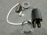 4 Piece Ignition Kit For Onan 166-0785 With Bracket