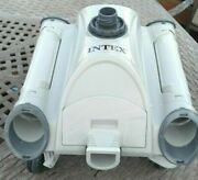 Intex Automatic Above Ground Pool Vacuum , 28001e / 3 Yr. Warranty Included🏊