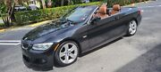 2013 Bmw 3-series 56000 Miles M Package Convertible Stunning Nonsmoker Adult Owned M3 M5 335 330