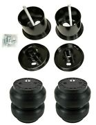 Front Air Ride Suspension W/slam Ss7 Air Bags And Mounting Cups For 63-64 Cadillac