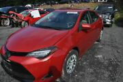 Front Clip Bar Design Lower Grille Fits 17-19 Corolla 758276