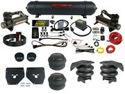 Complete Air Ride Suspension Kit And Level Ride W/3 Preset Bluetooth For 73-87 C10