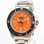 Breitling Super Ocean 42 A17366d71o1a1 Mens Watches Stainless/bracelet 14855...