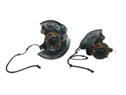 94 95 Ford Mustang Spindles Sn95 Left And Right/ Front Fox Body 5 Lug Upgrade