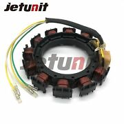 For Mercury/mariner 30-125hp Outboard Stator 16-amp 2-stroke 2/3/4-cyl. 832075a4