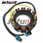 858404t4 For Mercury/mariner 135hp-240hp Outboard Stator 2-stroke 40-amp 6-cyl.