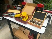 Jessem Router Table W/ Porter-cable 1-3/4 Hp Router