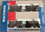 Walthers Ore Cars Candnw 4-pack Ho Scale