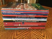 1988-2010 St Louis Cardinals Baseball Yearbook Lot Of 19 Vg-ex Condition