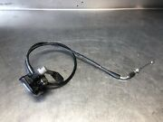 06-09 Suzuki Ltr450 Ltr 450 Thumb Throttle With Cable