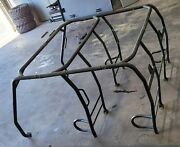 2009 Polaris Ranger 700 Crew Roll Cage Cage Bars Cab Frame Roll Cage