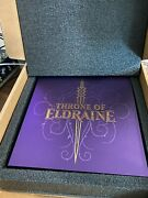 Mtg Throne Of Eldraine Deluxe Collection Box Magic The Gathering Mtg - New