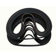 Timing Belt Htd-5m 10mm -30mm Width Rubber Pulley Synchronous Belt 1210-1700mm