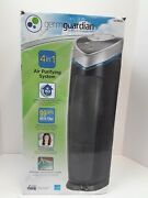 Germguardian Ac4825e 3-in-1 Air Cleaning System Hepa