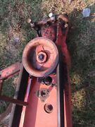 Kuhn Disk Mower Main Gearbox With Small 4 Grove Pulley Gmd 66 And Others