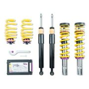 Kw For Audi A4 B9 Sedan 2wd Without Edc 50mm Coilover Kit V1