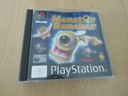 Monster Rancher Sony Playstation 1 Ps1 Pal