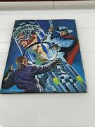 Unseen Shadows 50 Shadows Cover Concepts Supergraphics 1978 Signed By Steranko