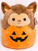 Squishmallows Official Halloween 16 Wade The Werewolf Plush Doll Toy