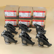 6 Pack Rocker Arm Assembly With Isolators For 98.5-18 24v 5.9 6.7 Dcec Cummins