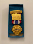 1979 Mosby's Rangers Civil War Reenactment Musket 1st Medal Confederate Union