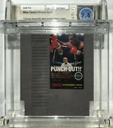 Nes White Bullets Mike Tyson Punch-out Cart Only Nintendo Entertainment System