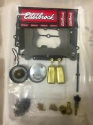 Edelbrock 4 Bbl Carb Model 1406 - Most Of The Parts From A 1406 Please Read
