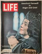 Life April 19 1968 Martin Luther Coretta King Mlk Funeral Civil Rights Memorial