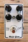 Mojo Gear Mojo Fuzz Deluxe Ac128 Based On Dallas Arbiter With More Options