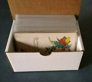 100 Antique Easter Postcard Lot 1909 To 1920s Great Mix All Sleeved 912-1