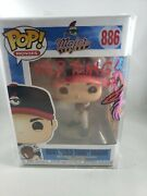 Guy Gilchrist Signed And Sketched Funko Pop W/ Jsa Coa Animal Muppet Major League